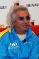 Gioia Botteghi/OMEGA 17/04/05ROADSHOW RENAULT Roma Circo MassimoF. Briatore