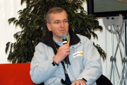 Gioia Botteghi/OMEGA 17/04/05ROADSHOW RENAULT Roma Circo MassimoPhilip Dauger direttore generale di Renault Italia