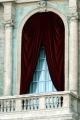 Gioia Botteghi/OMEGA 18/04/05terrazzo dove si attende il nuovo Papa Vaticano