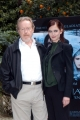 Conferenza stampa del film LE CROCIATEnelle foto: Ridley Scott e Eva  Green