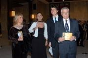 Gioia Botteghi/OMEGA 29/04/05Premio David Di DonatelloRaffaele pisu con la sua famiglia