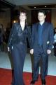 Gioia Botteghi/OMEGA 29/04/05Premio David Di DonatelloTirabassi con la moglie