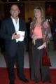 Gioia Botteghi/OMEGA 29/04/05Premio David Di DonatelloFerzan Ozpetek con la moglie