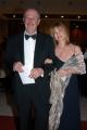 Gioia Botteghi/OMEGA 29/04/05Premio David Di DonatelloDenis Arcand con la moglie