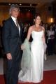 Gioia Botteghi/OMEGA 29/04/05Premio David Di DonatelloElena Sophia Ricci con il marito