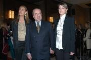 Gioia Botteghi/OMEGA 29/04/05Premio David Di DonatelloAurelio De Laurentis con famiglia