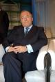 Gioia Botteghi/OMEGA 030505Porta a porta il neoministro della salute Francesco Storace