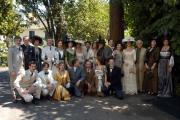 Gioia Botteghi/OMEGA 30/05/05ORGOGLIO 3 conferenza stampa nelle foto l'intero cast artistico