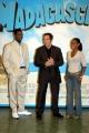 15/06/05Conferenza stampa del film MADAGASCARnelle foto: Rock, Ben Stiller, Jada Pinkett Smith.