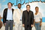 Gioia Botteghi/OMEGA 15/06/05Conferenza stampa del film MADAGASCARnelle foto: Chris Rock, Ben Stiller, Jada Pinkett Smith. ed il regista Eric Darnell