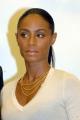Gioia Botteghi/OMEGA 15/06/05Conferenza stampa del film MADAGASCARnelle foto:  Jada Pinkett Smith da la voce a Gloria l'ippopotamo