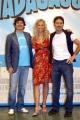 Gioia Botteghi/OMEGA 15/06/05Conferenza stampa del film MADAGASCARnelle foto:Francesco Villa, Michelle Hunziker Fabio de Luigi Besentini