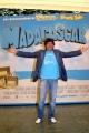 Gioia Botteghi/OMEGA 15/06/05Conferenza stampa del film MADAGASCARnelle foto:fabi De Luigi Besentini che da la voce alla giraffa Melman