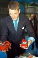 Gioia Botteghi/OMEGA    Porta aporta del 22-11-04Lapo Elkan festeggia i 50 anni della 500
