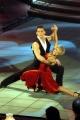 Ballando con le stelle Igor Cassina con la ballerina Denise Abrate