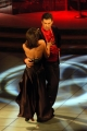 Ballando con le stelle fabrizio Frizzi con la ballerina Samanta Togni