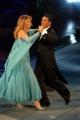 Ballando con le stelle Paola Ferrari con il ballerino Andrea Placid