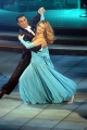 Ballando con le stelle Paola Ferrari con il ballerino Andrea Placidi