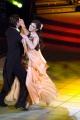 Ballando con le stelle Carla Paneca con il ballerino Lucio Cocchi