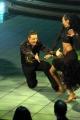 Ballando con le stelle Francesco Salvie la ballerina Natalia Titova