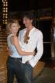 Gioia Botteghi/OMEGA 15/09/05 Conferenza stampa della trasmissione BALLANDO CON LE STELLE, nelle foto: Loredana Cannata e Samuel Peron