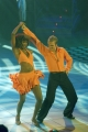 Gioia Botteghi/OMEGA 17/09/05 Ballando con le stelle raiuno  Youma Diakite e Giuseppe Albanese