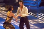 Gioia Botteghi/OMEGA 17/09/05 Ballando con le stelle raiuno  Mario Cipollini e Marina Alekseyeva