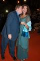 Gioia Botteghi/OMEGA 12/10/06inugurazione della festa del cinema di Roma nelle foto: Stefania Sandrelli con marito