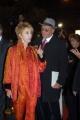 Gioia Botteghi/OMEGA 12/10/06inugurazione della festa del cinema di Roma nelle foto: Arbore e Melato