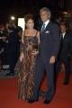 12/10/06inugurazione della festa del cinema di Roma nelle foto: Elena Sophia Ricci con marito