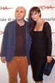 Gioia Botteghi/OMEGA 14/10/06Festa del cinema di Roma, presentazione del film IO E NAPOLEONE nelle foto: Paolo Virzì e Monica Bellucci