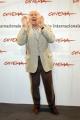 Gioia Botteghi/OMEGA 14/10/06Festa del cinema di Roma, presentazione del film Jardins en automne. nelle foto: Michel Piccoli, il regista Otar Iosseliani