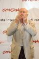 Gioia Botteghi/OMEGA 14/10/06Festa del cinema di Roma, presentazione del film Jardins en automne. nelle foto: Michel Piccoli,