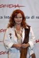 Gioia Botteghi/OMEGA 14/10/06Festa del cinema di Roma, presentazione del film UNO SU DUE, nelle foto: Agostina Belli