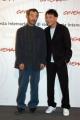 Gioia Botteghi/OMEGA 15/10/06Festa del cinema di Roma presentazione del Film The Go Master nelle foto:  Chang Chen Tian Zhuangzhuang (regista)