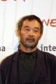 Gioia Botteghi/OMEGA 15/10/06Festa del cinema di Roma presentazione del Film The Go Master nelle foto:  Tian Zhuangzhuang (regista)