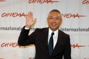 Festa del cinema di Roma4° giornata presentazione del film  Fu Zi  nelle foto:   Ka-Ming Patrick Tam, regista