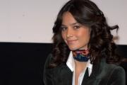 Festa del cinema di Roma conferenza stampa del film L'ARIA SALATA nelle foto: Katy Sauders