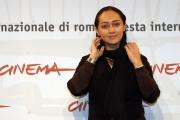 Festa del cinema di Roma 6° giornata presentazione del film -A ffew days later- nelle foto Niki Karimi la regista Iraniana