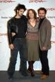 Festa del cinema di Roma 6° giornata presentazione del film -Cages- nelle foto Sagamore Stevenin, Anne Coesens, Olivier Masset