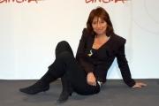 Gioia Botteghi/OMEGA 19/10/06Festa del cinema di Roma presentazione del film - After the wedding - nelle foto:  la regista Susanne Bier