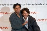 Gioia Botteghi/OMEGA 20/10/06Festa del cinema 8° Presentazione del film - Salvatore, questa è la vita - nelle foto  Enrico Loverso con il regista Gian Paolo Cugno