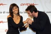 Gioia Botteghi/OMEGA 20/10/06Festa del cinema 8° Presentazione del film - Viaggio segreto - nelle foto D Valeria Solarino   Alessio Boni