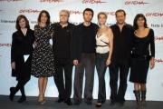 Gioia Botteghi/OMEGA 20/10/06Festa del cinema 8° Presentazione del film - Viaggio segreto - nelle foto Il cast
