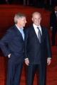 Gioia Botteghi/OMEGA 20/10/06red Carpet nelle foto l'attore  Harrison Ford  con il suo agente