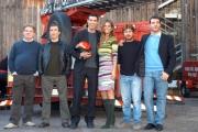 Gioia Botteghi/OMEGA 13/11/06Presentazione del film per Canale 5 CODICE ROSSOnelle foto i protagonisti