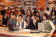 Gioia Botteghi/OMEGA 15/11/06BLOG reazione a Catena il nuovo programma di raidue a partire dal 6/12/06 nelle foto Catena Fiorello la conduttrice ed ideatrice.