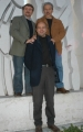 21/11/06presentazione del film ANPLAGGHED AL CINEMA nelle foto: Aldo Giovanni e Giacomo