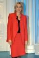 Gioia botteghi/OMEGA 21/11/06Porta a Porta del 22/11, nelle foto:  Giovanna Melandri