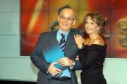 Gioia Botteghi/OMEGA 25/11/06ELISIR rai tre a partire da domenica 26/11/06nelle foto: Carlo Gargiulo e Patrizia Schisa